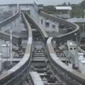 Incrível!!! Monotrilho de Osaka – Japão