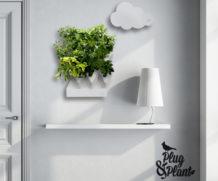 "Plug&Plant – O Jardim Vertical ""inteligente"""