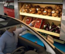 Drive Market – Faça compras sem sair do carro