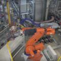 Produção dos motores elétricos da BMW