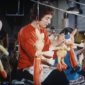 Como eram fabricados os bonecos na década de 50