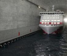 A Noruega planeja construir o primeiro túnel do mundo para os navios