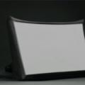 Monitor dobrável de 24 polegadas que pode ser levado em qualquer lugar