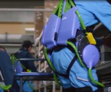 Exosuits – trajes robóticos ajudam os trabalhadores a levantar cargas pesadas