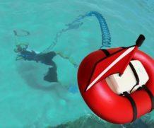 AirBuddy – Um equipamento de mergulho portátil