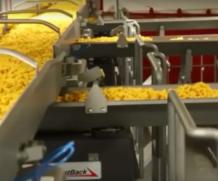 Como é feito o salgadinho Cheetos
