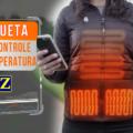 Jaqueta com controle de temperatura