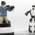 Um robô humanoide que espelha o usuário!